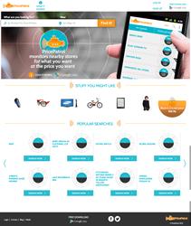 Price Patrol App Homepage