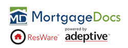 Notary Signing Service, MortgageDocs, Partners with ResWare