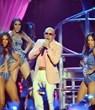Jennifer Lopez & Pit Bull's Dancers