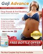 Goji Advance Weight Loss Formula Offers and Deals: Now Customers Can...