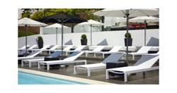 Akula Outdoor Furniture at the Juicy Oasis Retreat