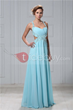 Sexy A-line Floor-length Spaghetti Straps Veronika's Evening Dress(Free Shipping)
