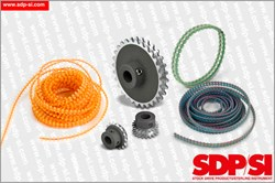 Use Posi-drive Belts and Sprockets for Precision Belt Drive Applications