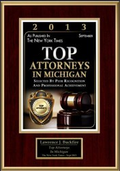 Top Attorney Lawrence Buckfire