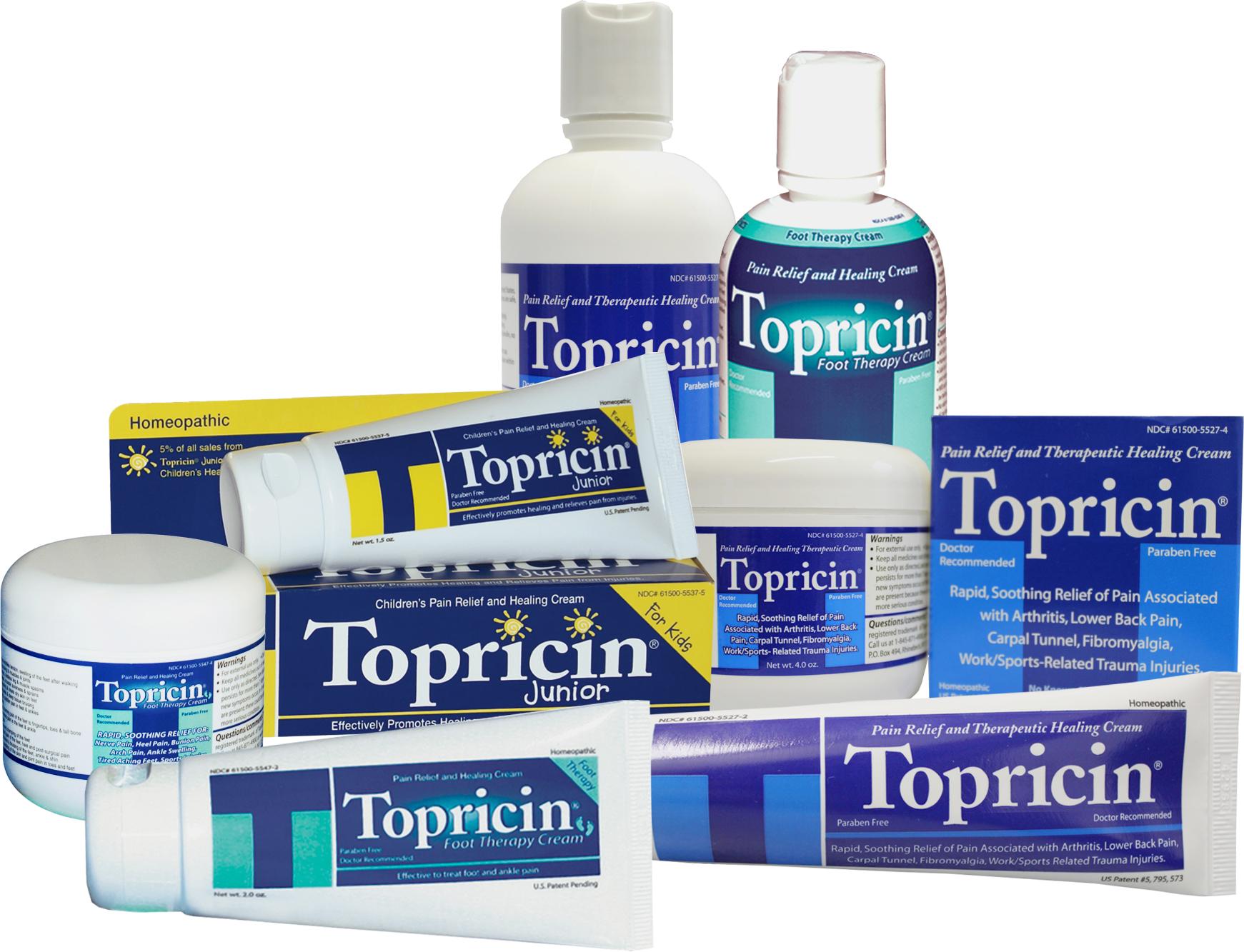 Xtreme Pain? Topical BioMedics, Inc., Brings Topricin Pain ...