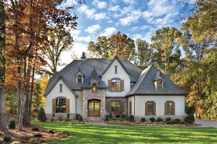 New arthur rutenberg homes model opened in weddington nc for Luxury home models