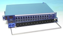 "Bryant Unlimited's ""eyePower"" intelligent mains distribution unit"