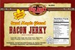 Sweet Maple Glazed Bacon Jerky