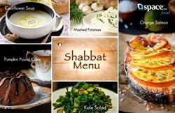 Jewish Food Shabbat Menu