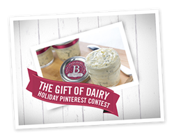 The Gift of Dairy Pinterest contest