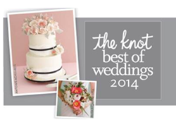 The Springs Events Receives The Knot Best of Weddings 2014 Award for Multiple Wedding Venues