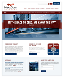 NexxCom Wireless Homepage