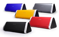 Sound Angle Bluetooth Speaker in 5 great colors