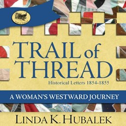 Trail of Thread audio book, by Linda K. Hubalek