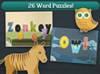 Spell with word puzzles!