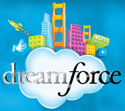 Salesforce Dreamforce '13 Conference