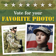 Voting Now Open for Veteran's Day Photo Contest