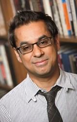 Photo of Willamette University Professor of Politics Sammy Basu