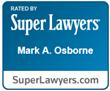 Mark Osborne Super Lawyer
