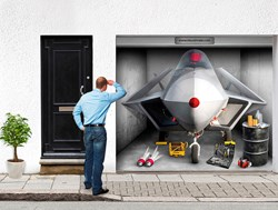 fighter-jet-garage-door-outside-mural