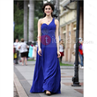 Handsome One Shoulder Floor-length Beading Prom/Evening Dress