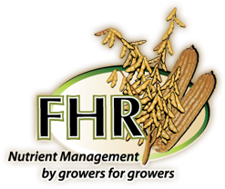 FHR farms logo