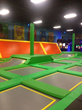 Open Jump Area at Spring Town Trampoline Park