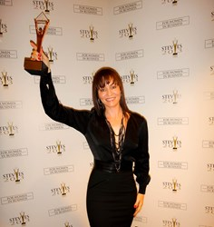 Valerie Orsoni LeBootCamp Stevie Award