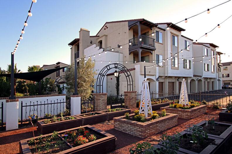 Birch Hills Apartments Brea Ca