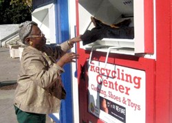 Recycling Center at Atlanta City Hall will be open 24-Hours on America Recycles Day