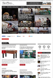 The new Rene Pierre Blog Site from American Billiard Company Ltd