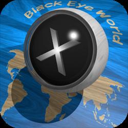 Black Eye World Icon