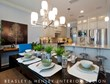 bLUE, kitchen, breakfast, ROM, BEASLEY & HENLEY, INTERIOR