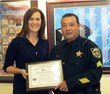 Orange County Officer Earns Hospitality Security Certification from...