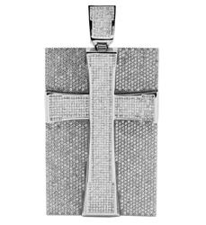 Avianne & Co. Creates Custom Cross Pendent for Slick Rick