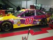 VooDoo BBQ & Grill Sponsors Car in the Ford EcoBoost 400 at Homestead-Miami Speedway