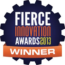 2013 Fierce Innovation Awards Winner