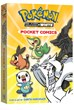 Pokemon Black & White Pocket Comics - Now available in stores!