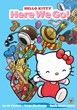 Original graphic novel HELLO KITTY: HERE WE GO! now available!