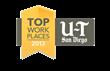 U-T San Diego Top Workplaces Logo