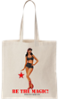 With Noir A-Go Go Black Pinup Girl Christmas Gifts Are In The Bag