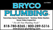 Burbank Water Heater Repair and Replacement Pros at Bryco Plumbing...