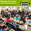 Donate & Learn Online Marketing Expo Dec. 4 at 6pm