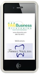 TAG Business Internet Marketing Agency Welcomes Dayton Dentist Thomas C Volck DDS specializing in Dental Implants