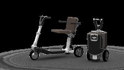 moving life develops size efficient mobility scooter seeks investors for revolutionary product. Black Bedroom Furniture Sets. Home Design Ideas