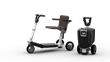 Moving Life Develops Size Efficient Mobility Scooter, Seeks Investors...