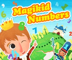 Kids follow the Prince on his journey to learn numbers and math.