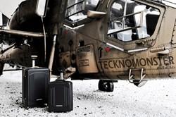 Tecknomonster luggage