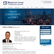 The Reyes Law Group Launches New Website