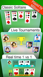 Solitare Arena iPhone version